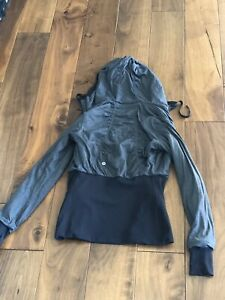 Lululemon reversible jacket size 4