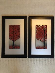 Two Framed Pictures / Wall Art