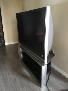 Sony 54'' TV with Stand