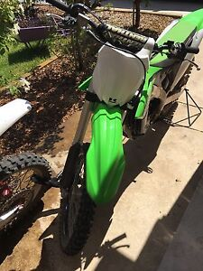 Kx250f 2016 Willbriggie Griffith Area Preview