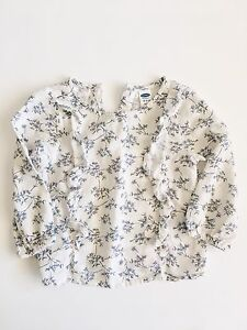 Floral Old Navy blouse 18-24 months