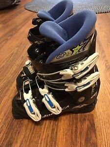 Nordica Kids Ski Boots Size 19.5