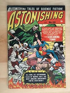 Astonishing #4 (February 1951)