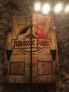 Jurassic Park 1-3 for sale!