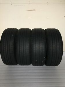 Four 245/55/R19 Allseason Toyo A20 Open Country  - Lots of Tread