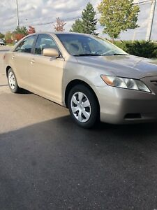 2007 Toyota Camry Le AWD