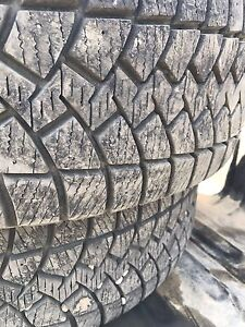 Winter Tires - Really good used condition