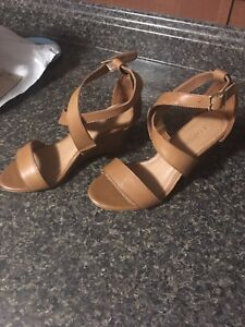 LeChateau wedge sandals