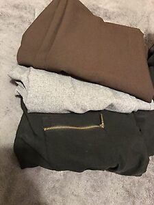 Black, brown and grey size 16 women's dress pants