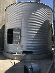 Grain Bins | Find Farming Equipment, Tractors, Plows and More in