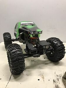 RC 1/18 Losi  Mini Rock Crawler Pro Race roller