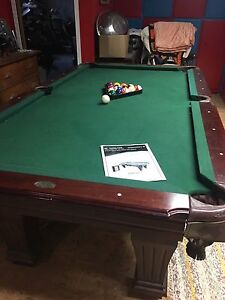 Sports craft  Pool table