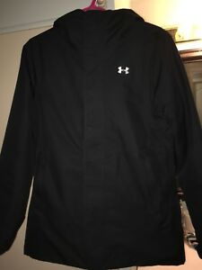 New ladies small under armour winter jacket