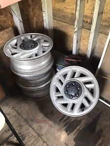 Dodge Dakota Rims