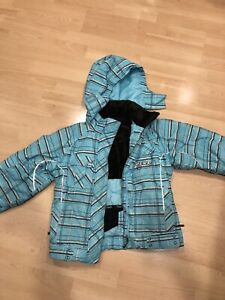 Girls Winter Coat. Size 8