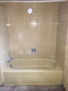 Bathtub Refinishing Restoration Tiles