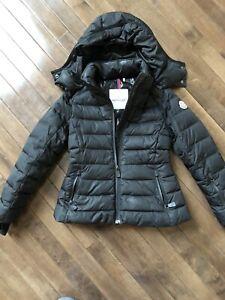 Authentic Moncler Girl ski down jacket (8)