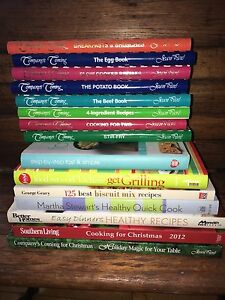 Bundle of Cookbooks -15 Books