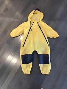 Tuffo RainSuit - size 4