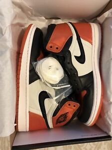 Air Jordan 1 satin shattered backboards women size 6