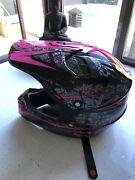 Motorbike motorcross helmet fox V2 pilot Connolly Joondalup Area Preview