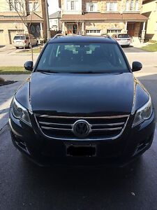 2009 VW Volkswagen Tiguan Highline AWD - NO ACCIDENTS