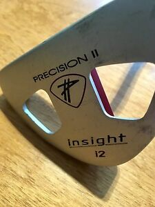 Precision  II Insight Putter w/cover