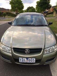 2005 Holden Commodore Executive VZ Auto Dual Feul REGO+RWC!!