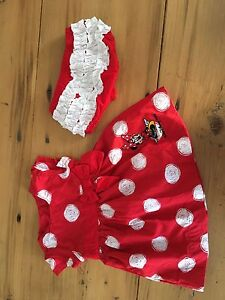 Minnie Mouse dress - size 6 months