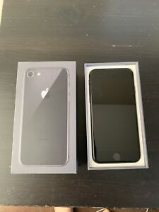 Like new iPhone 8 for sale. 64g and space grey in colour.