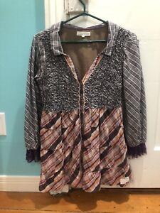 Odd Molly Size 3 blouse