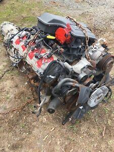 Moteur et transmission Dodge Ram 1500 , 2005