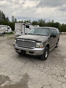 FORD Excursion limited v10 4x4