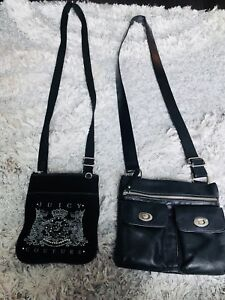 Juicy Couture or Danier Leather Crossover Bags