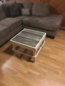 Accent table last minute Christmas gift!!