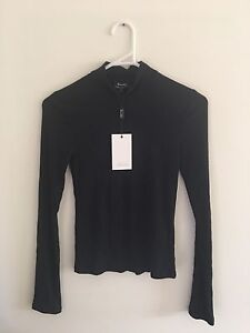 Bardot Top Size 8 - NEW WITH TAGS Birkdale Redland Area Preview