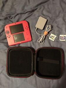 Nintendo 2DS avec un CFW et Pokemon Moon