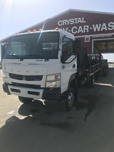 FUSO and/or DUMP TRAILER for sale