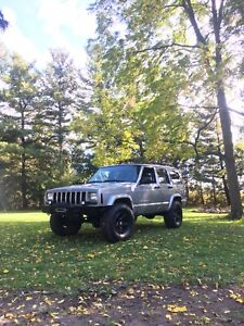 JEEP XJ TRADE ONLY (READ)