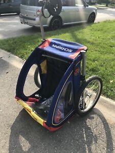 Jogging/bike stroller