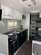 Caravan with triple bunks and combo ensuite , sleeps 5. Greensborough Banyule Area Preview