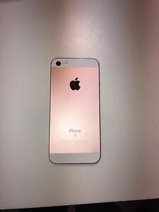 Fido iPhone se 16gb rose gold