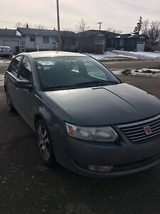 2005 Saturn ion  (North Battleford)