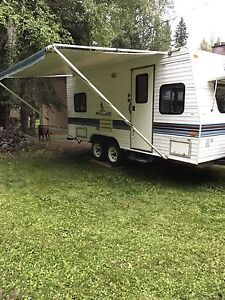 1997 Mallard Travel Trailer 19'