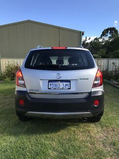 2011 Holden Captiva 5, 2.2L turbo diesel, 6 sp AUTO Albany Albany Area Preview