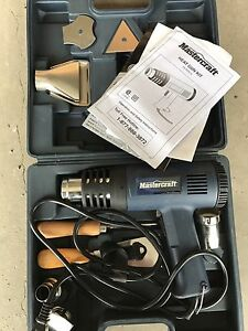 Mastercraft Heat Gun Kit