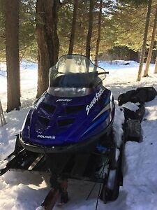 2000 Polaris 550 Super Sport