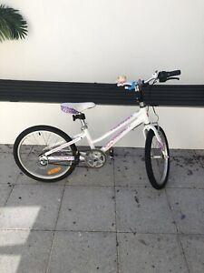 """Girls 20"""" bike - like new"""
