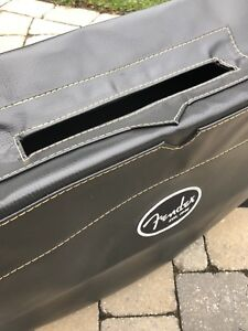Deluxe Reverb amp cover