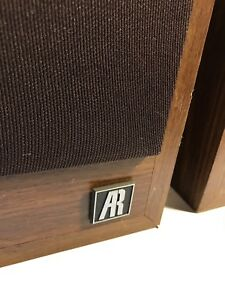 Acoustic Research AR28s Speakers
